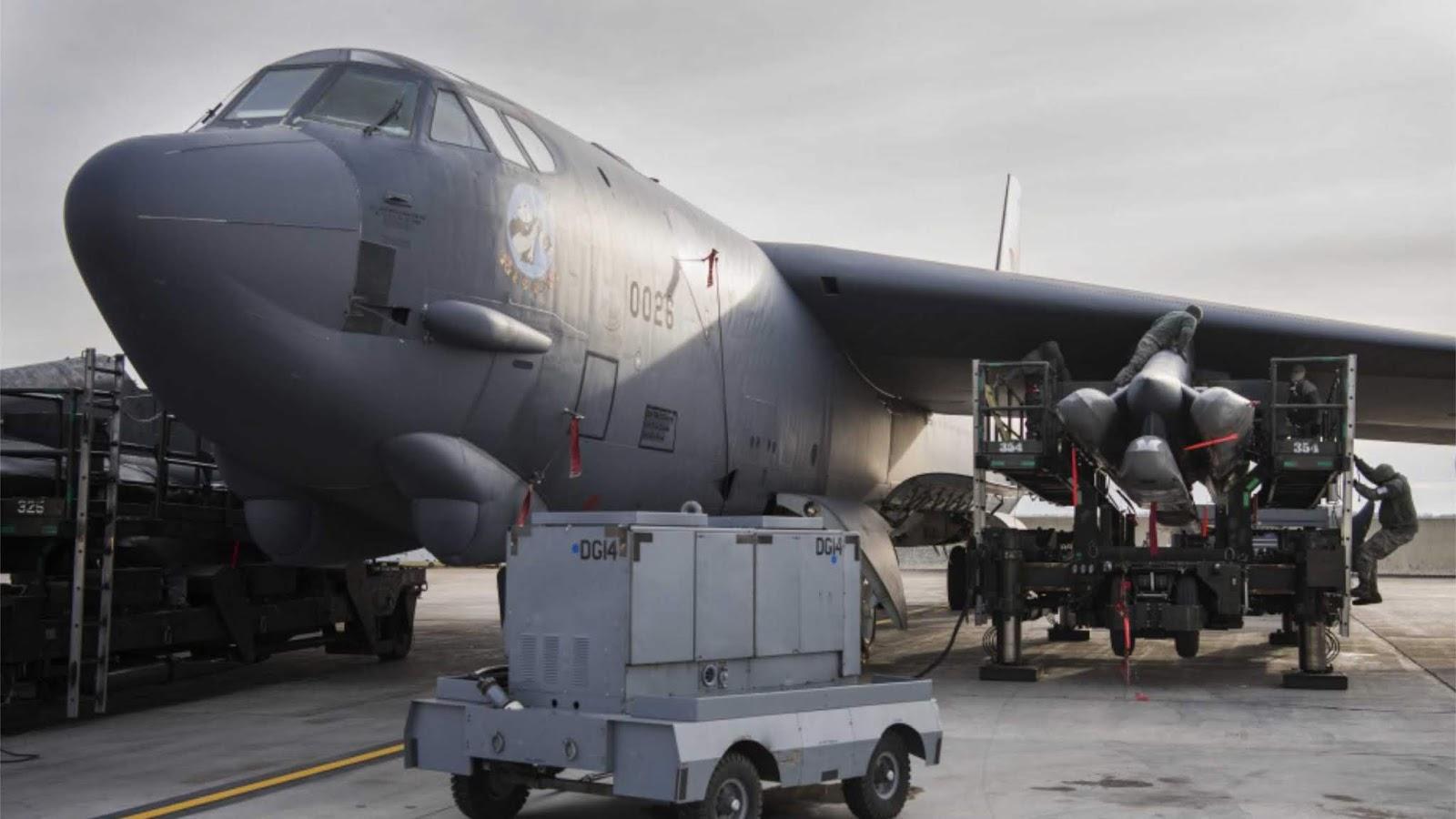 AS Luncurkan Latihan Skala Besar untuk Pasukan Nuklir Strategis