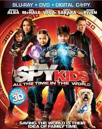 Spy Kids 4 All the Time in the World (2003) Hindi Dubeed Tamil English Download 300mb Dual Audio