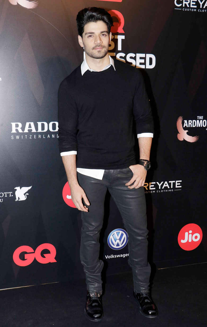 Sooraj Pancholi Attends The GQ Best Dressed Awards Event