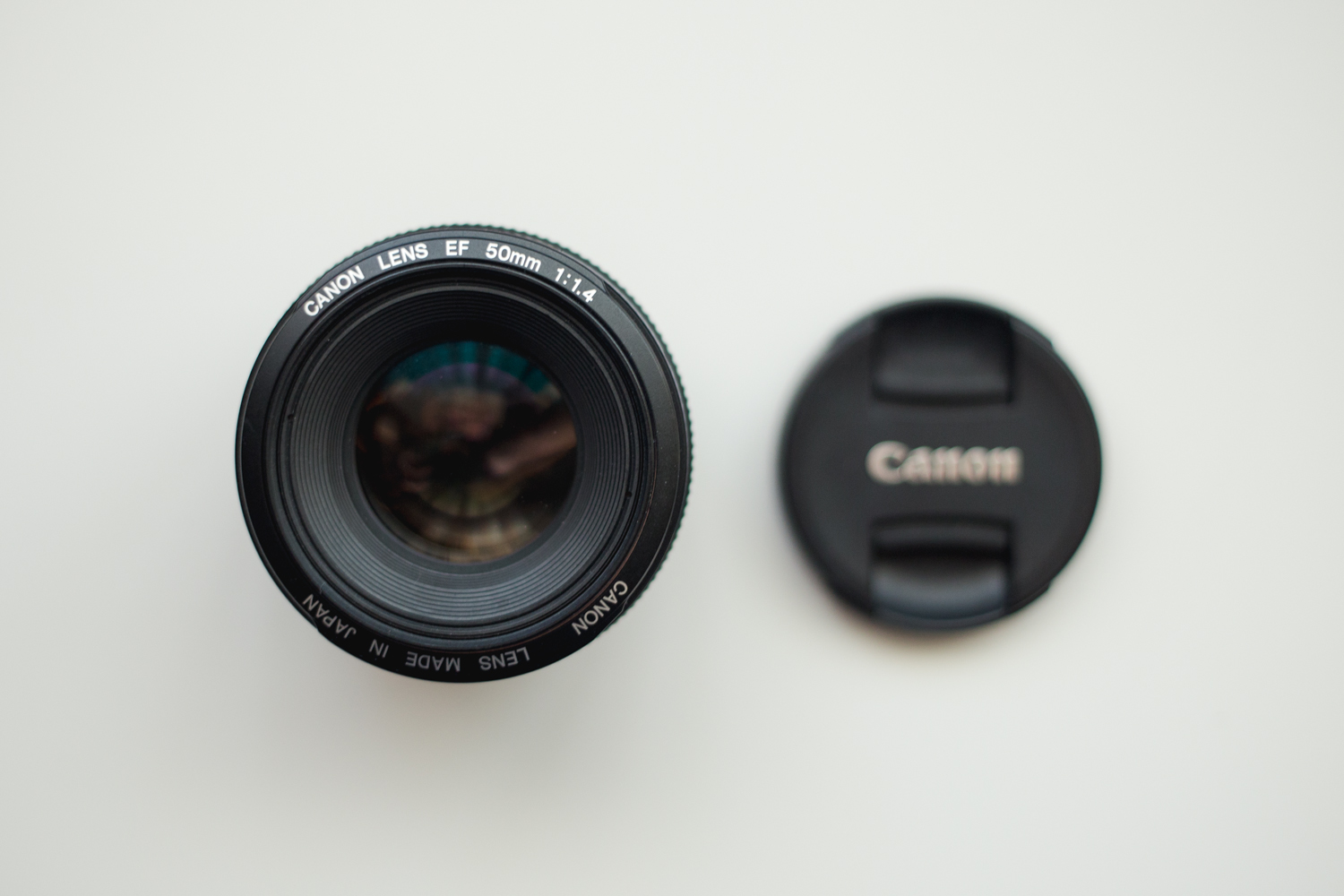 canon ef 50mm 1:1.4 f1.4