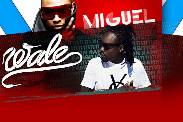 Wale Ft Miguel Lotus Flower Bomb Lyrics