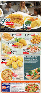 M&M Food Market Flyer  January 18 - 24, 2018