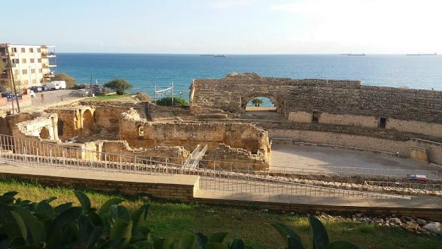 Conjunto Arqueológico de Tarraco - anfiteatro romano em Tarragona