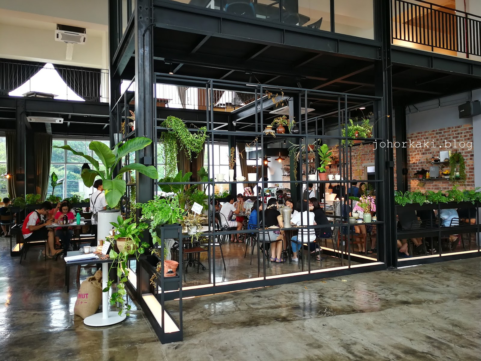 People Amp Places Cafe Johor S Newest Check In Hotspot
