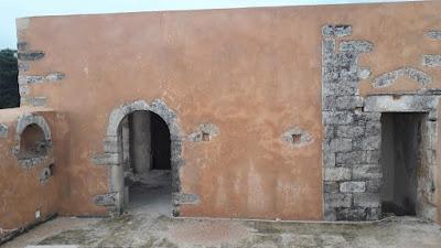 Χανιά: Προχωρούν τα έργα αποκατάστασης στον Πύργο Αληδάκη