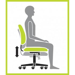 Ергономичени офис столове