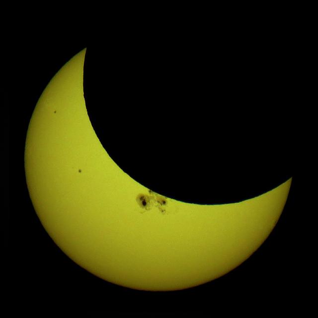 the-partial-solar-eclipse