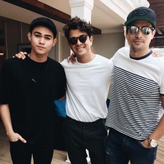 Inigo Pascual Gets His Body Inked! How Piolo Pascual Reacted On His Decision To Get A Tattoo Wil Surely Surprise You!