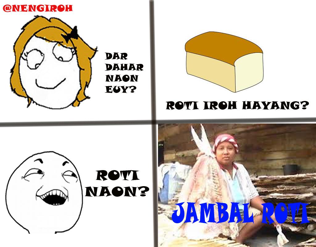 Neng Iroh Blog Meme Komik Bahasa Sunda