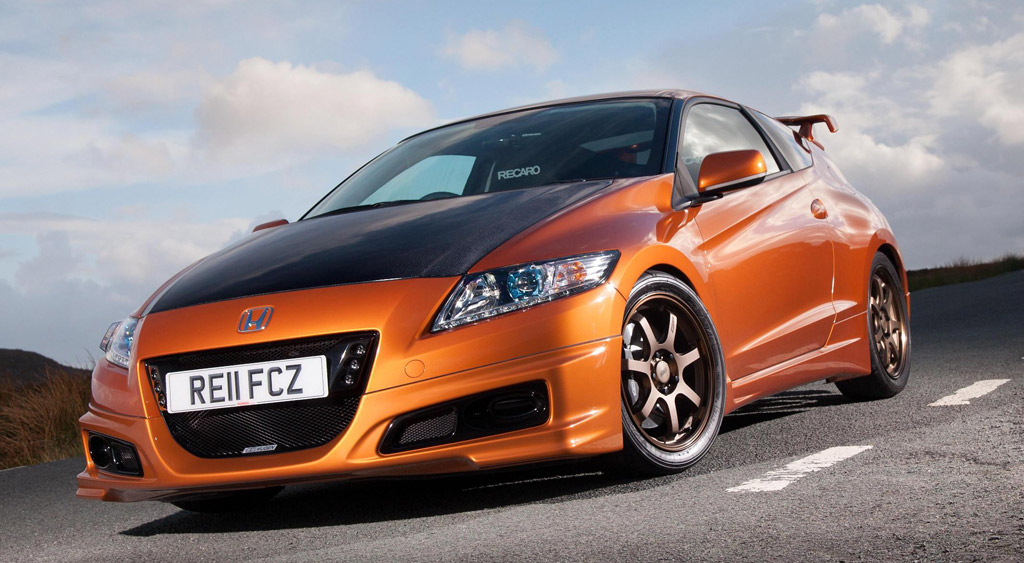 Official: 2012 Honda CR-Z iCF Mugen
