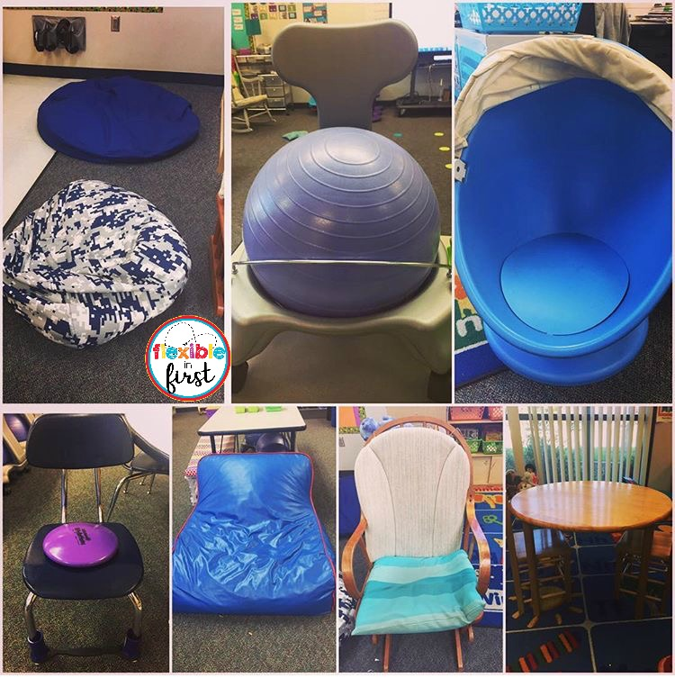 Flexible Seating Flexible In First