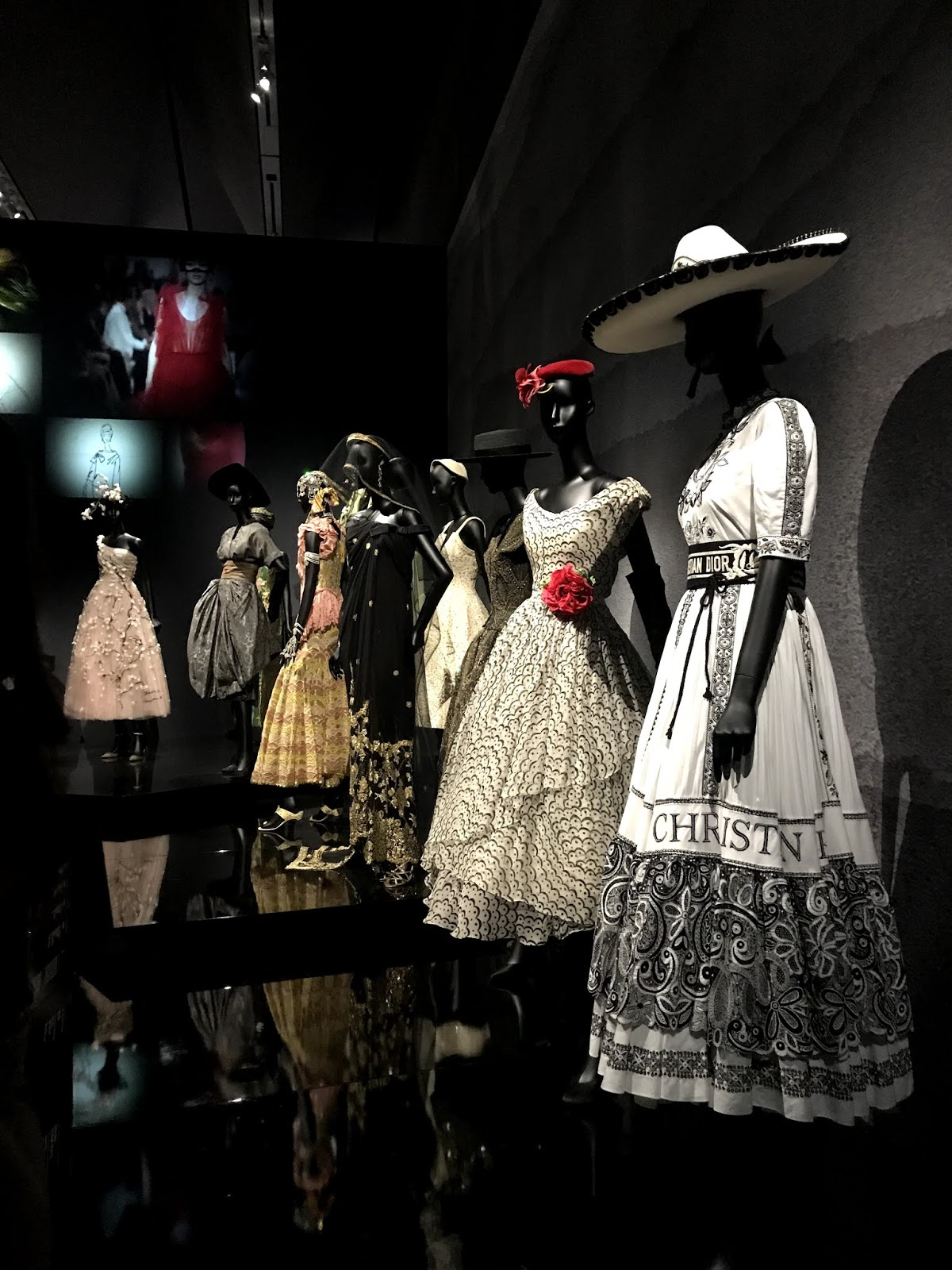 Christian Dior: Designer of Dreams Exhibition London