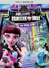 Monster High Welcome to Monster High DVD Item