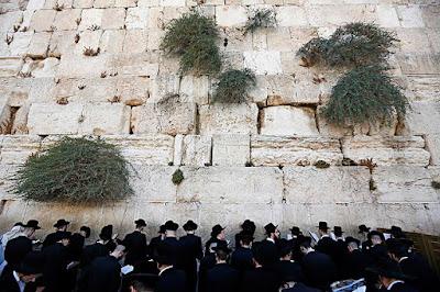 Israel irritado com fala  de assessor de Trump sobre Muro das Lamentações