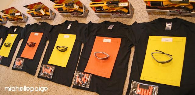 michelle paige blogs Nerf Gun Party – Nerf Gun Birthday Party Invitations