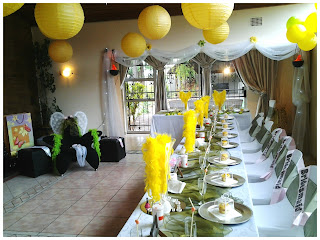 baby showers and bridal shower venue with halaal catering in johannesburg add caption