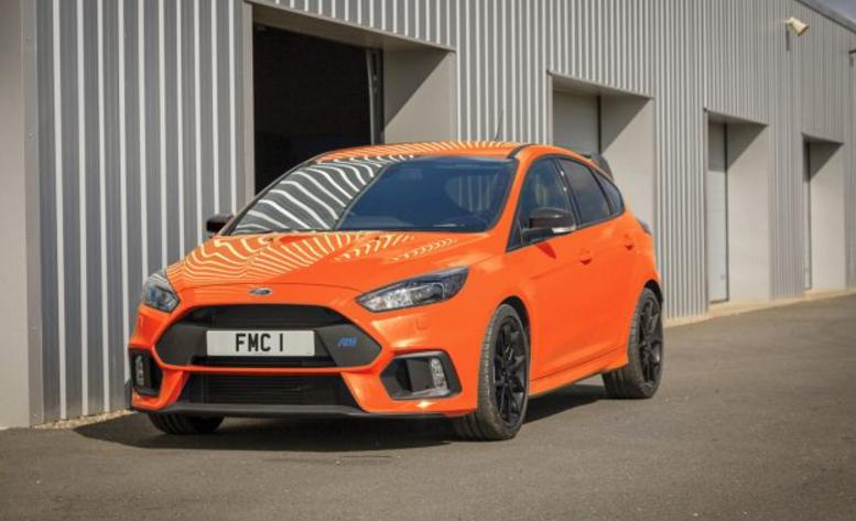 The production of Ford Focus RS in Europe will cease on April  Ford Focus RS Heritage Edition
