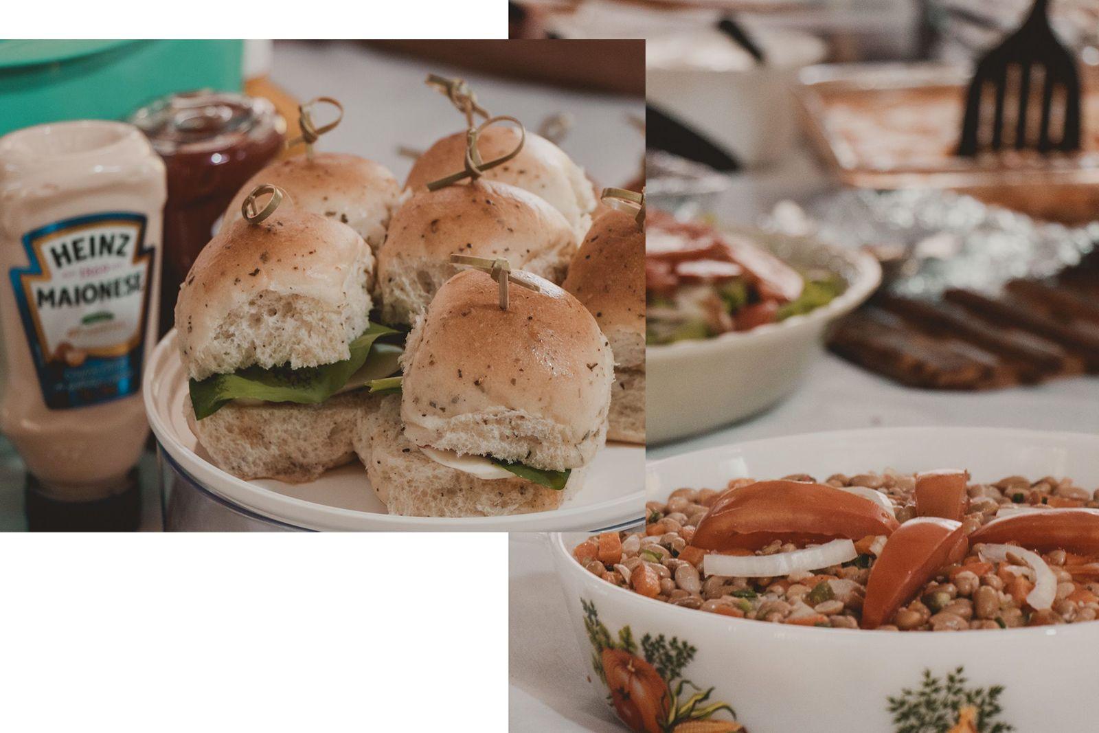 Festinha de aniversário | DAILY BLOG hamburgueres