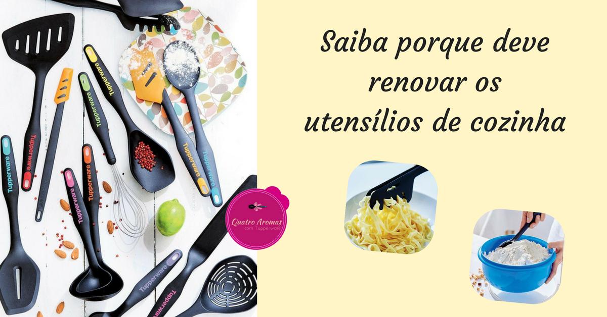 Saiba porque deve renovar os seus utens lios de cozinha for Utensilios para servir comida