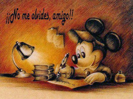 Mickey Mouse amigo