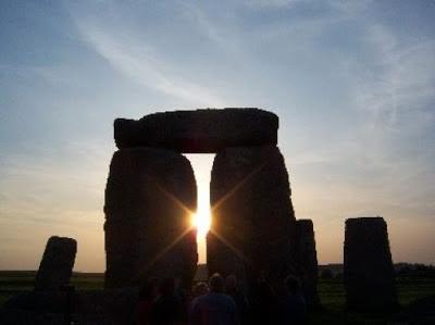 Anno nuovo stonehenge