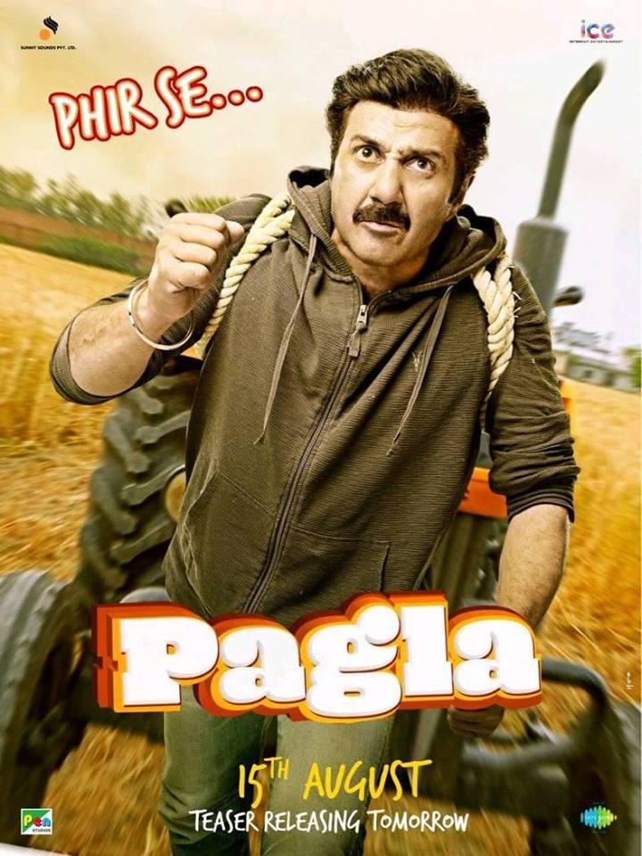 Yamla Pagla Deewana Phir Se 2018 Hindi 350MB HDTVRip 480p x264
