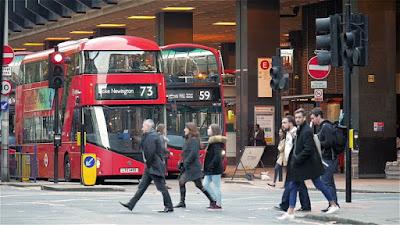 London Bus service