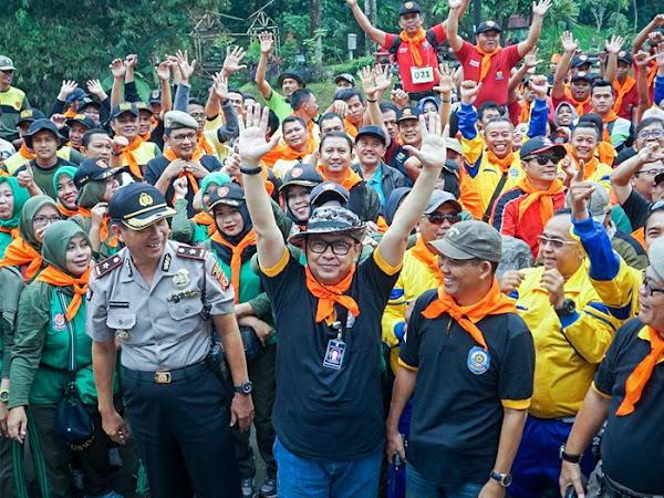 HUT Satpol PP Kota Bandung 2017