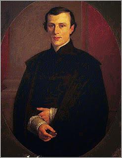 Discurso de Herrera - Retrato de Bartolomé Herrera