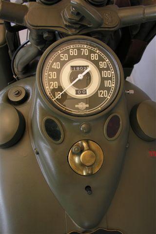 [Photos] Harley Davidson Military WLA 1942 750cc