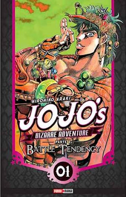 Reseña: Jojo's Bizarre Adventure. Battle Tendency- Hirohiko Araki