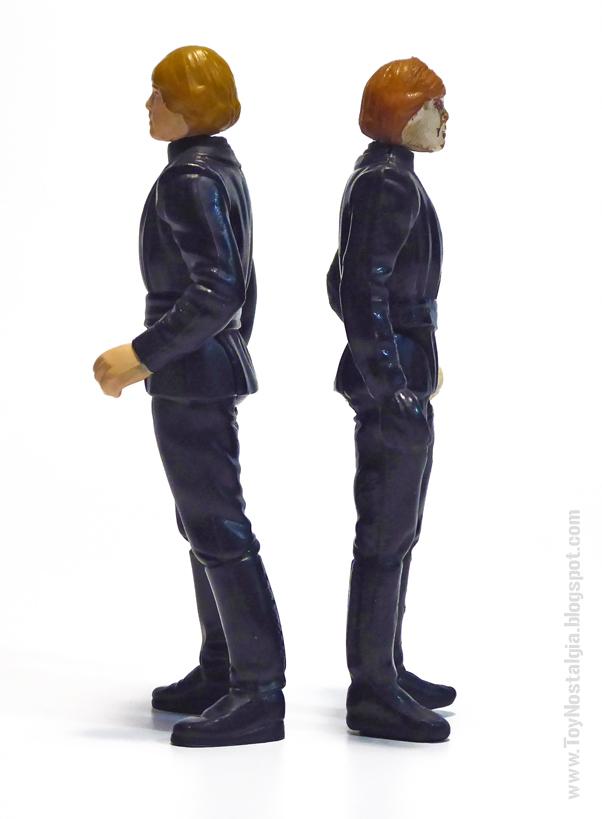 Luke en traje de caballero JEDI TOP TOYS - El Retorno del Jedi - Argentina