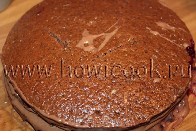 рецепт торта прага с пошаговыми фото