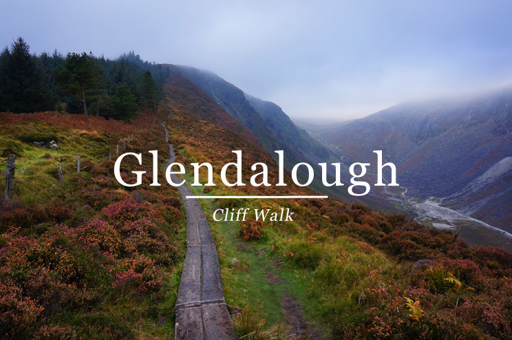 Glendalough Cliff Walk White Route