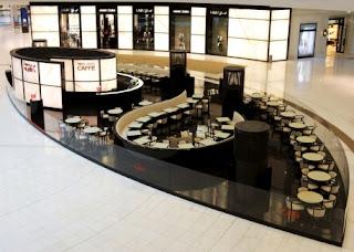 Armani/Dubai Caffé coffee shop