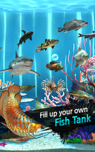 تحميل لعبة صيد السمك 2018 للكمبيوتر والاندرويد والايفون اخر اصدار Ace Fishing: Wild Catch 3.0.1