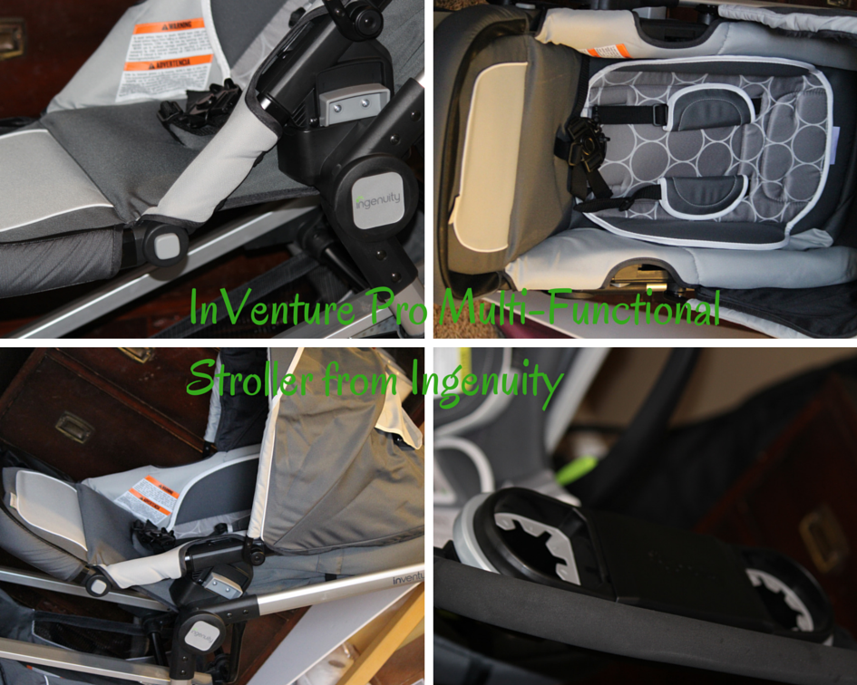 In All Making The InVenture Pro Multi Functional Stroller And InTrust 35 Infant Car Seat A Great Travel System To Have As You Prepare For Baby