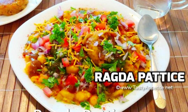 ragda patties chat