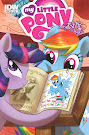 MLP Friendship is Magic #15 Comic Cover Hot Topic Variant