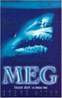 Book cover of Meg by Steve Alten