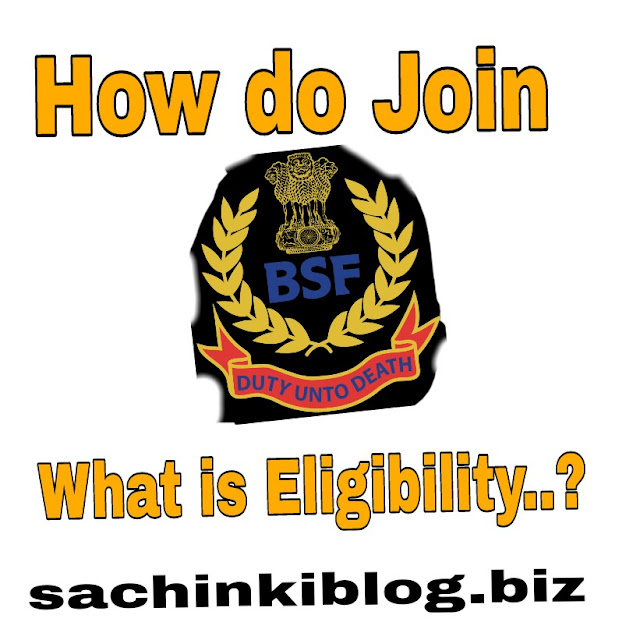 What is Eligibility for BSF