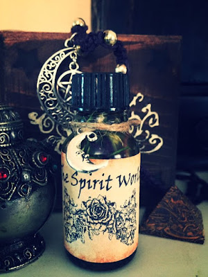 The Spirit World Oil by The Raven's Moon