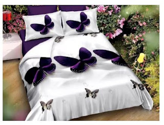 Buy Double Bedsheet with 2 Pillow Cover