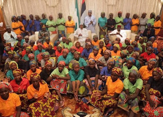 Names Of 82 Chibok Girls Released