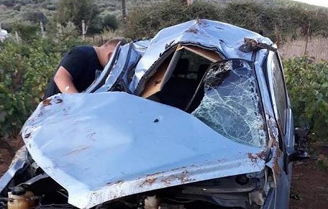 Θλίψη: 16χρονος μαθητής έχασε τη ζωή του με το αυτοκίνητο του πατέρα του