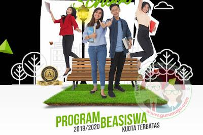 Pendaftaran Beasiswa Penuh dan Bidik Misi STIE Perbanas Surabaya 2019