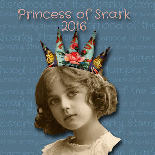 2016 Princess of Snark Badge