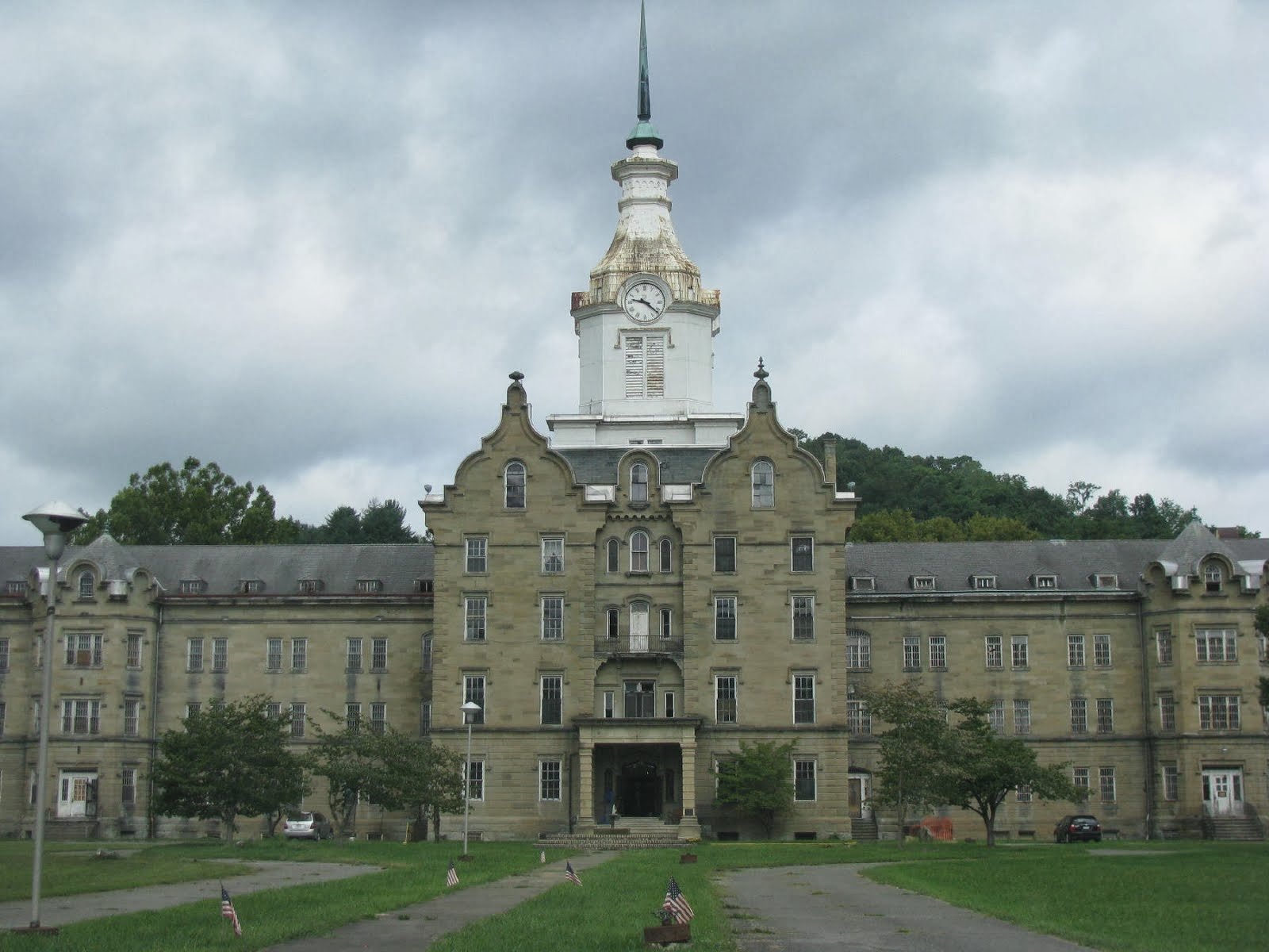 Trans Allegheny Lunatic Asylum West Virginia