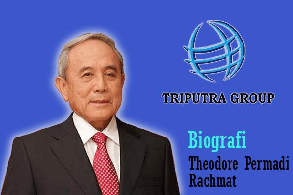 Biografi Theodore Permadi Rachmat
