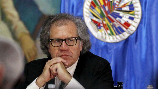 """Luis Almagro califica de """"farsa"""" antejuicio de mérito contra la Fiscal General venezolana"""